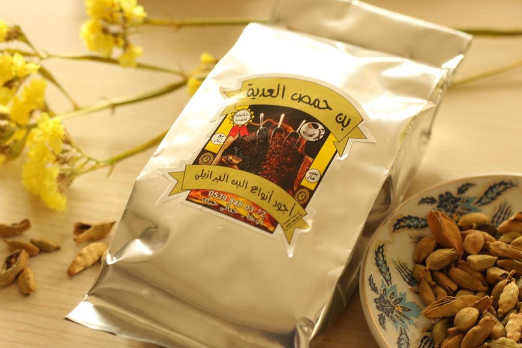 シリアコーヒーのパッケージ
