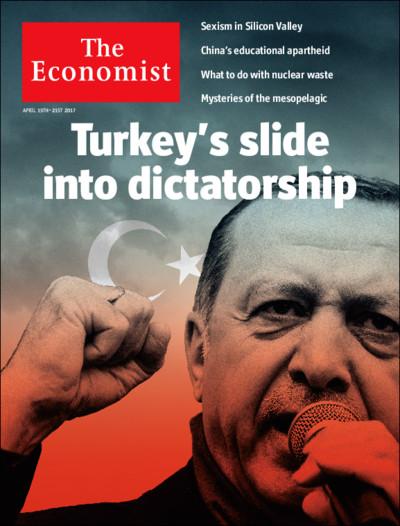 The Economistの表紙