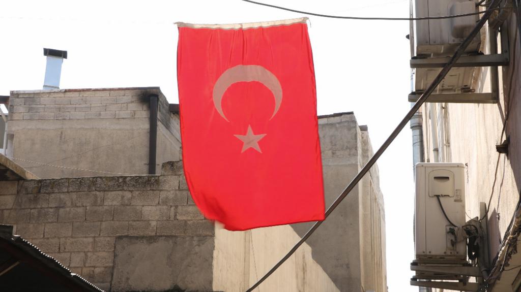 トルコの旗