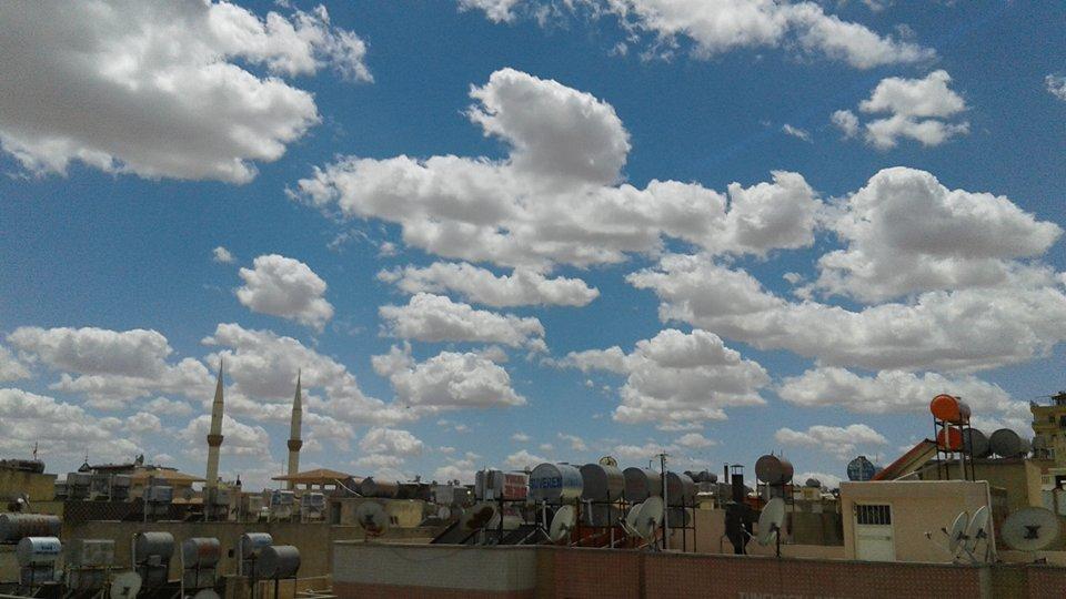 トルコの空と雲2