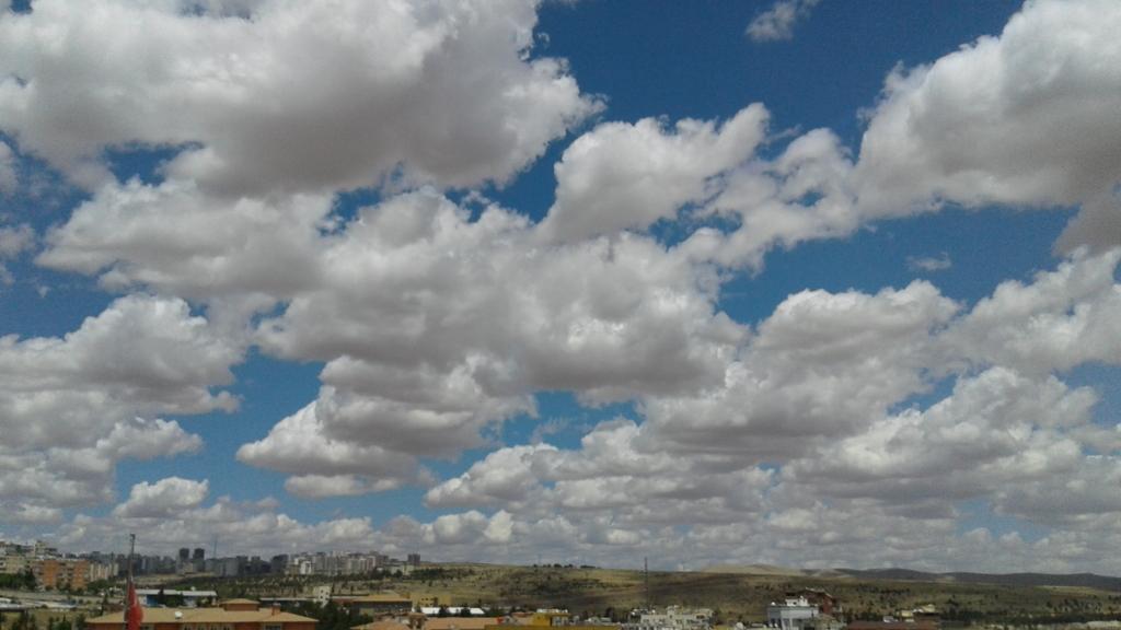 トルコの空と雲1