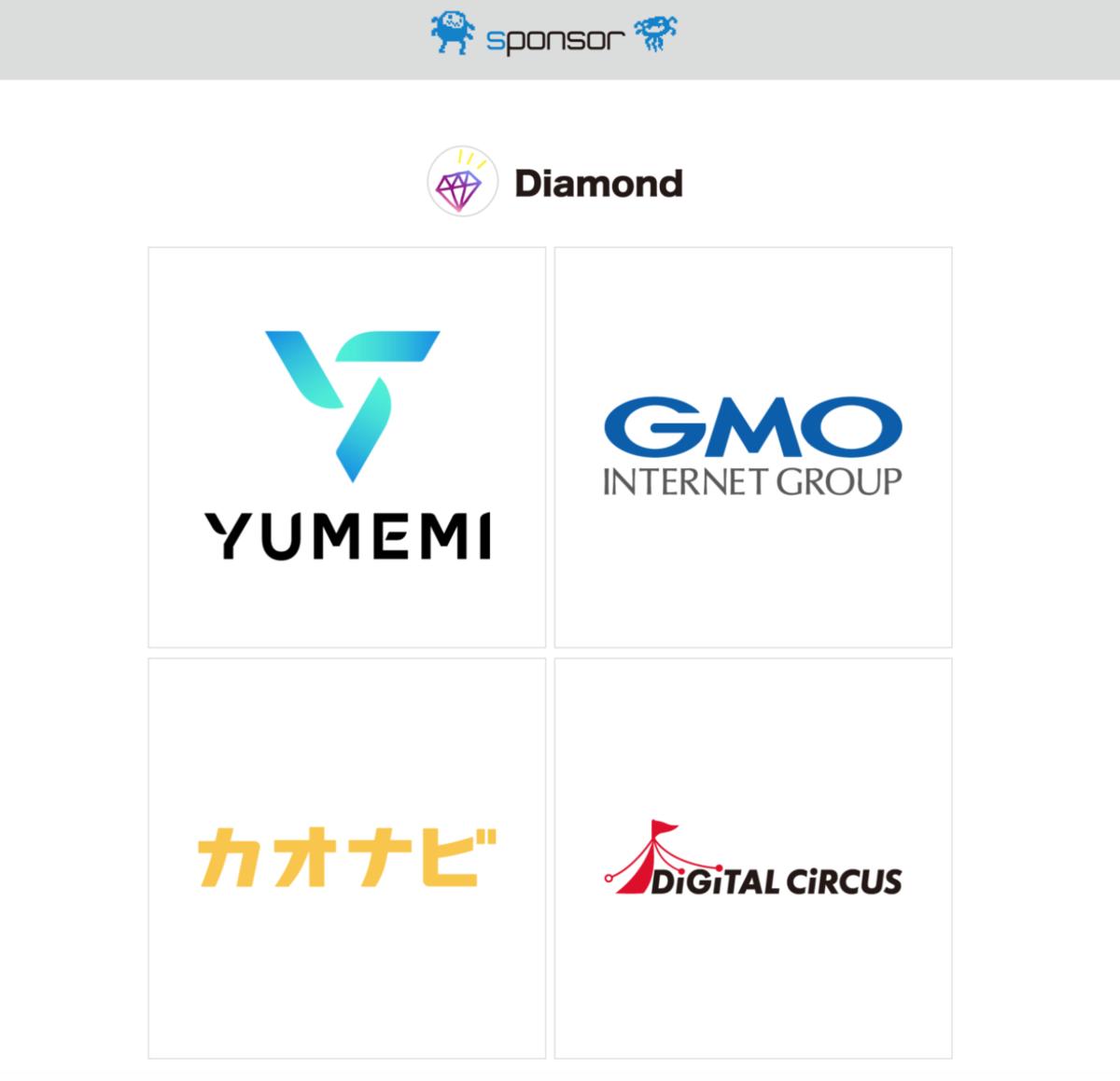 PHPerKaigi2021ダイヤモンドスポンサー
