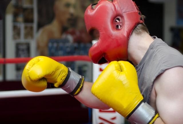 激しい運動 ボクシング