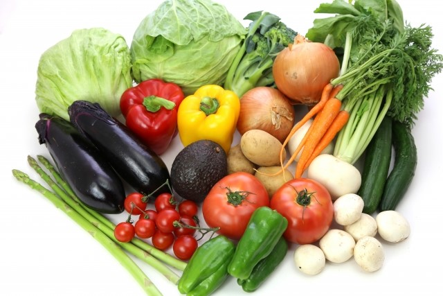 抗酸化作用が高い食べ物