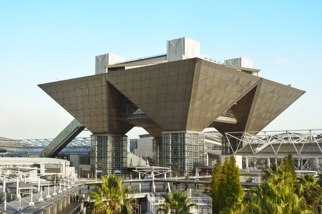 東京の大型商業施設