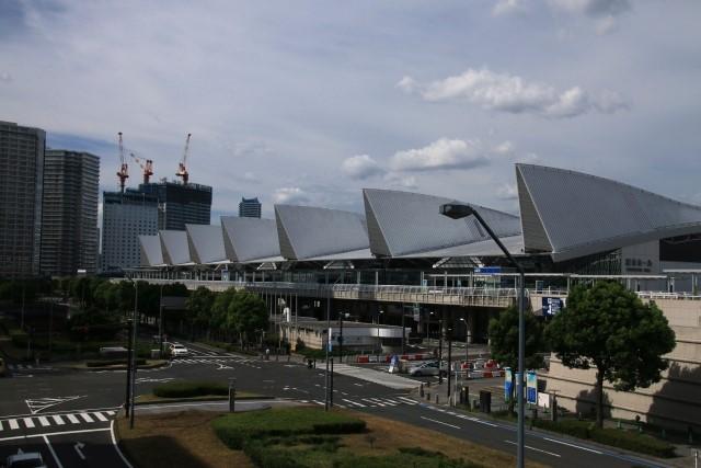 横浜の大型商業施設