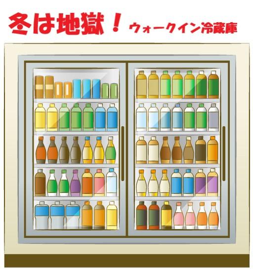 ウォークイン冷蔵庫