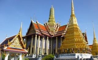 バンコクの寺