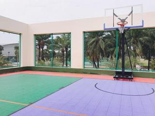 イースティン タナシティ ゴルフリゾート バンコクのバスケットコート