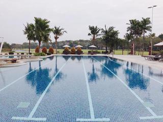 イースティン タナシティ ゴルフリゾート バンコクのプール