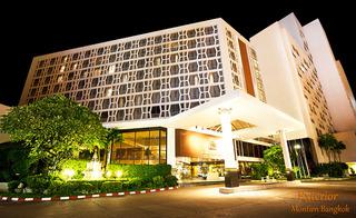 モンティエン ホテル バンコク
