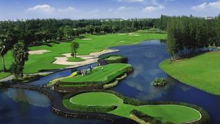 ル メリディアン スワンナプーム バンコク ゴルフ リゾート&スパのゴルフ場その2