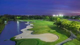 ル メリディアン スワンナプーム バンコク ゴルフ リゾート&スパのゴルフ場