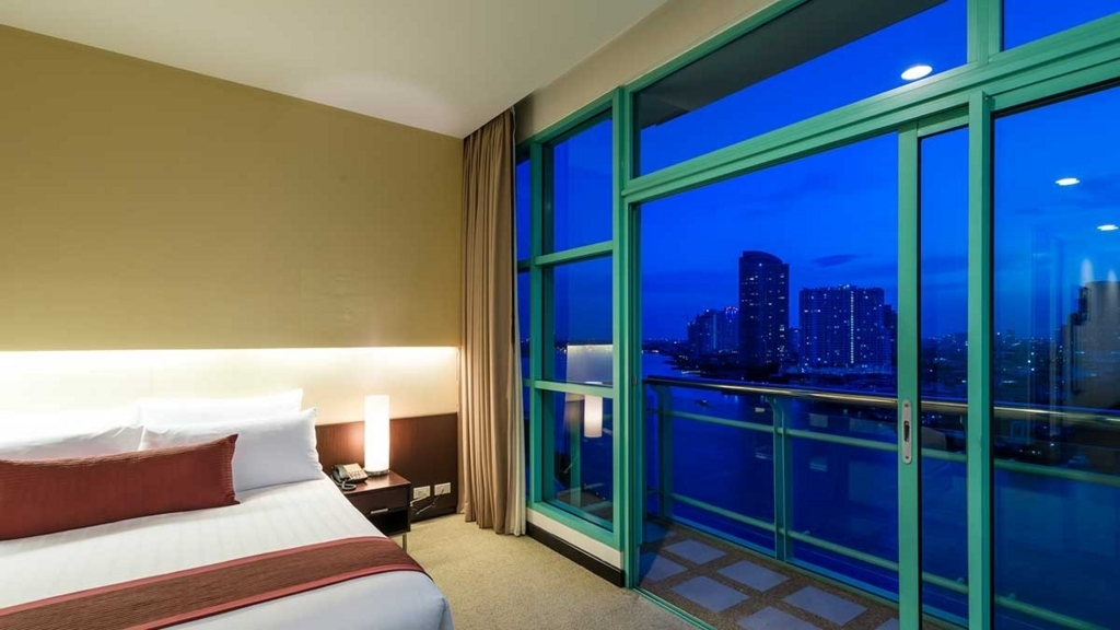チャトリウムホテル・リバーサイド・バンコクの部屋