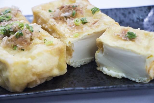 柔らかい食べ物、豆腐