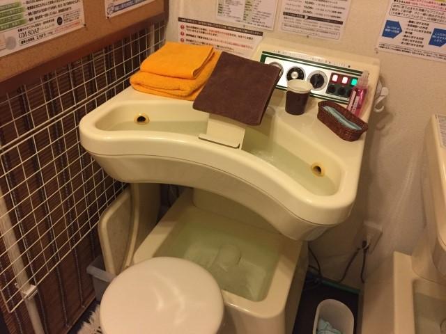 ゲルマニウム温浴の機械