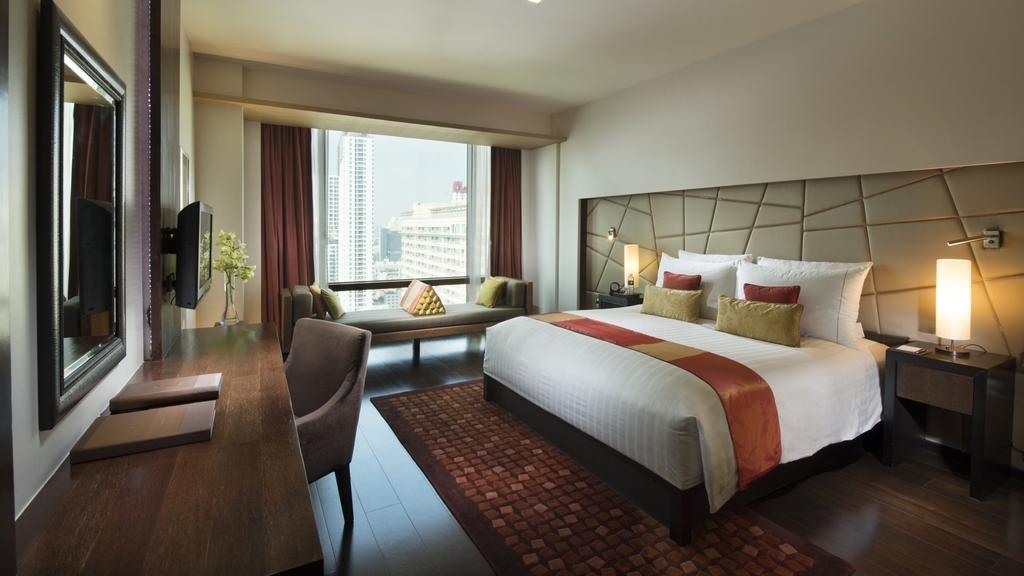 VIEホテルバンコクワンベッドルーム