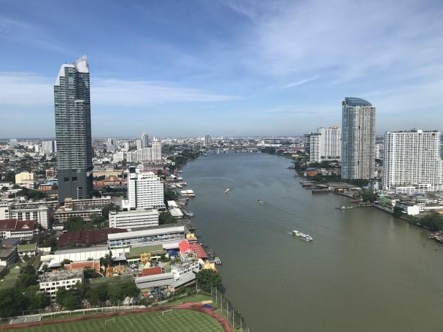 バンコク、チャオプラヤ川