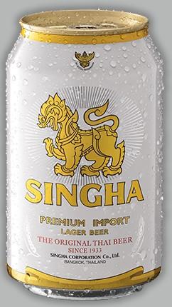 タイのビール シンハー
