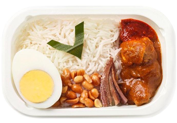 タイエアアジアXの機内食