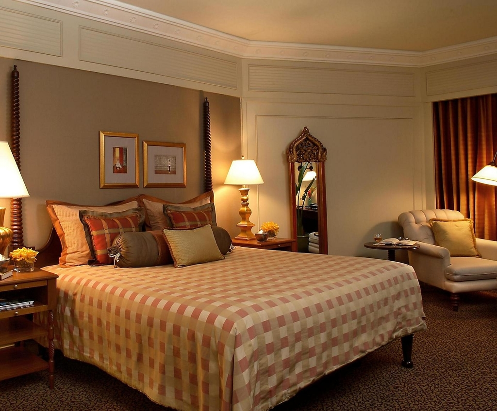 トリップアドバイザーで調べたバンコクの格安ホテルの部屋