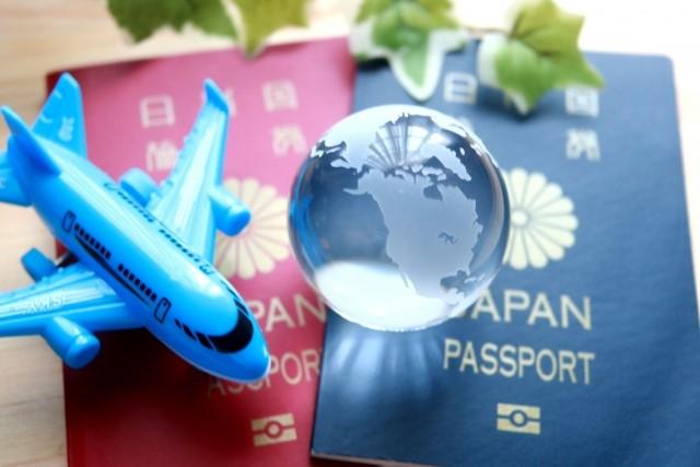 バンコク旅行に必要なパスポート