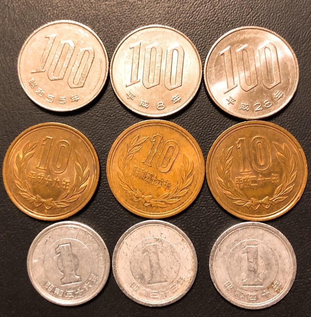 小銭333円
