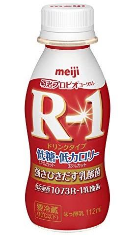 明治R-1 低糖・低カロリー