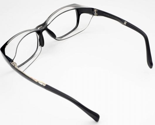 花粉症対策用眼鏡