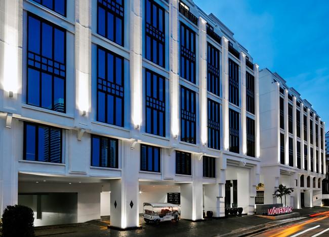モーベンピックホテルバンコクソイ15の建物