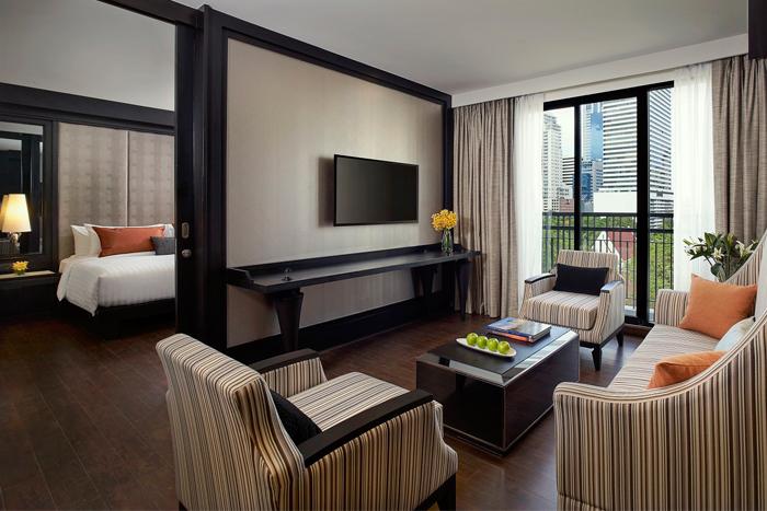 モーベンピックスクインビット15バンコクの部屋