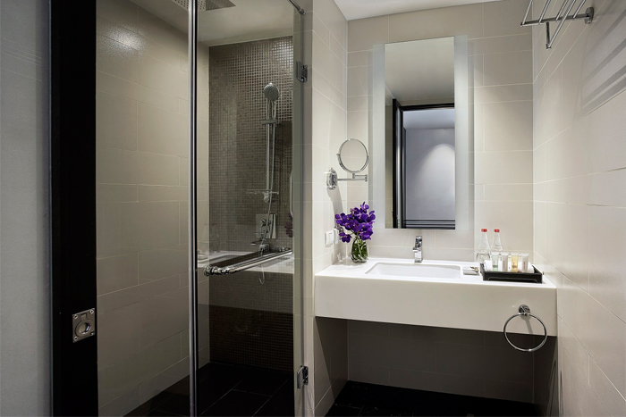 モーベンピックスクインビット15バンコクのバスルーム