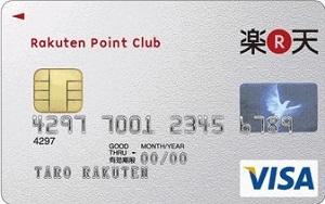 楽天VISAカード