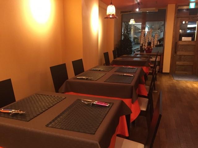 素敵なイタリアンレストラン