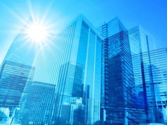 大都市に降り注ぐ紫外線