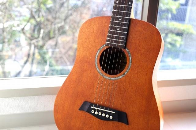 川越市で捨てるアコースティックギター