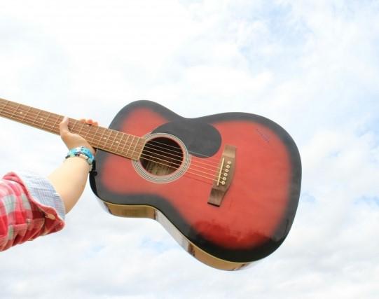 船橋市で捨てる予定のギター