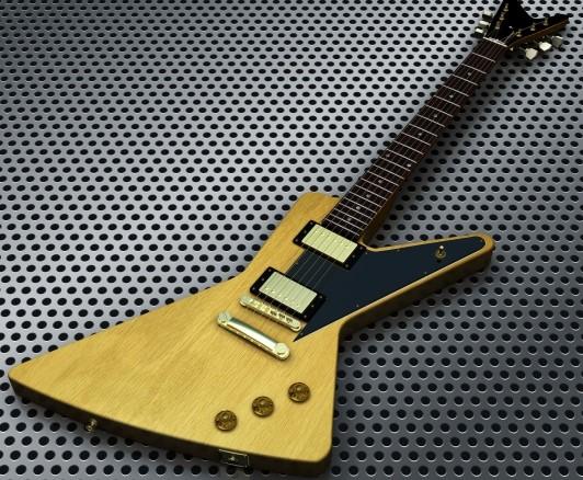 目黒区で粗大ごみに分別されるエレキギター