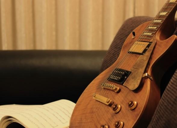 渋谷区で捨てると粗大ごみになるエレキギター