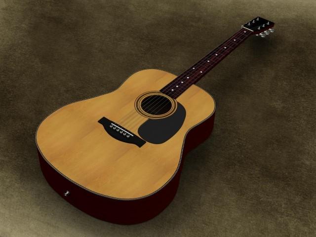 府中市で無料で売れたフォークギター