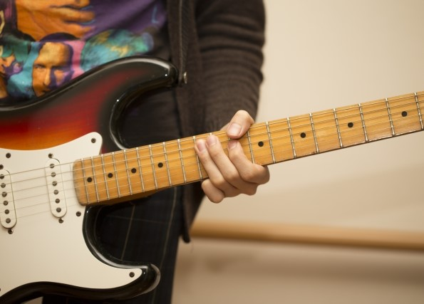 名古屋市で処分予定のエレキギター