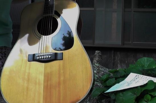 四日市市では破砕ごみになる木製ギター