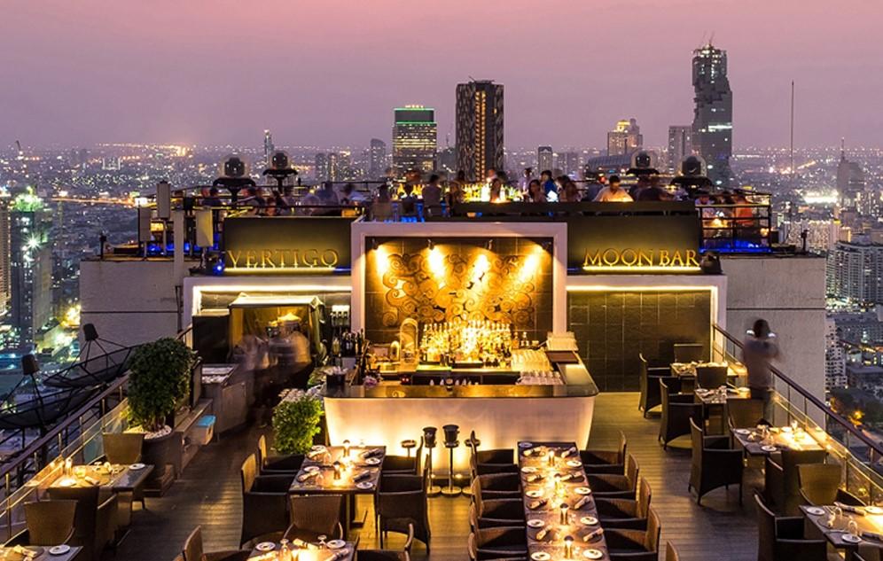 おすすめのバンコク高級レストラン外観