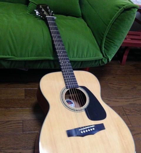 大阪市で捨てるフォークギター