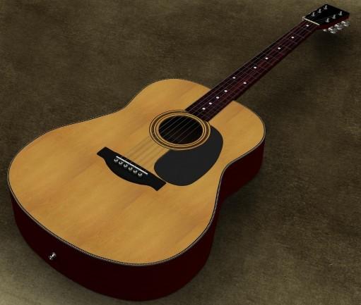 豊中市で無料処分するアコースティックギター