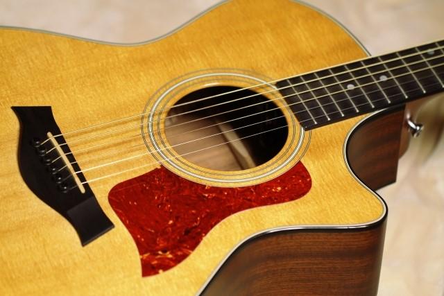 大分市で買取依頼したアコースティックギター