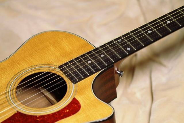 倉敷市で高く売れたアコースティックギター