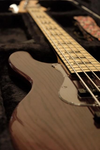 いわき市で捨てないで高く売ったベースギター