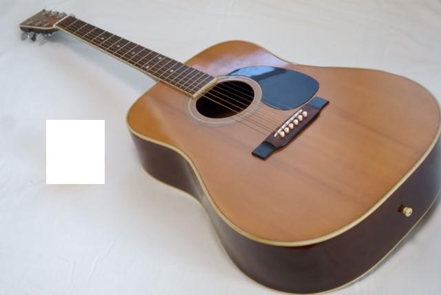 青森市でごみになるギター
