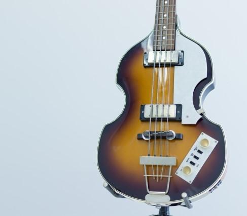 那覇市で買取されたベースギター